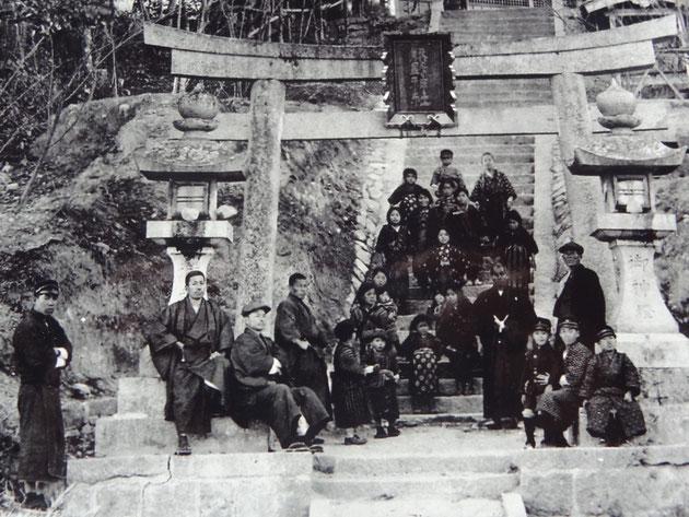 大正11年(西暦1922年)頃
